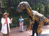 Val the Velociraptor