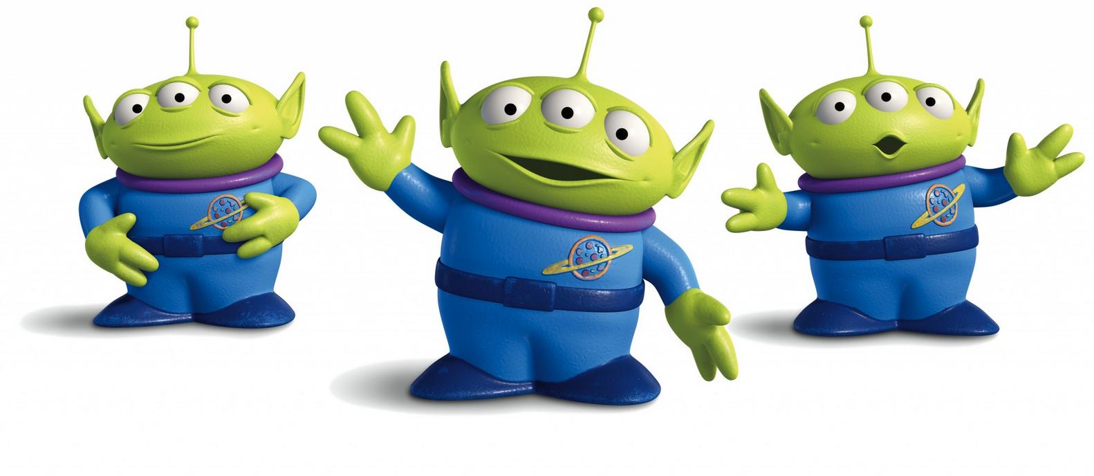 little green men disney wiki fandom powered by wikia