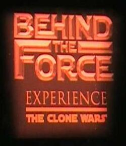 Behind The Force