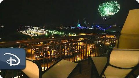 Best Views From Walt Disney World Resorts Contemporary Resort