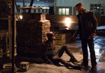 Daredevil - 2x03 - New York's Finest - Photography - Daredevil and the Punisher