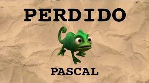 """Disney España - Enredados presenta a Pascal """"El Camaleón"""""""