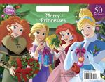 Disney Princess Merry Princesses Book