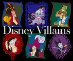 Disney Villains Japan