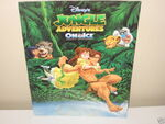 Jungle Adventures on Ice program book