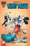 MickeyMouse issue 315 subscriber cover
