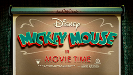 Mickey Mouse Movie Time Title card