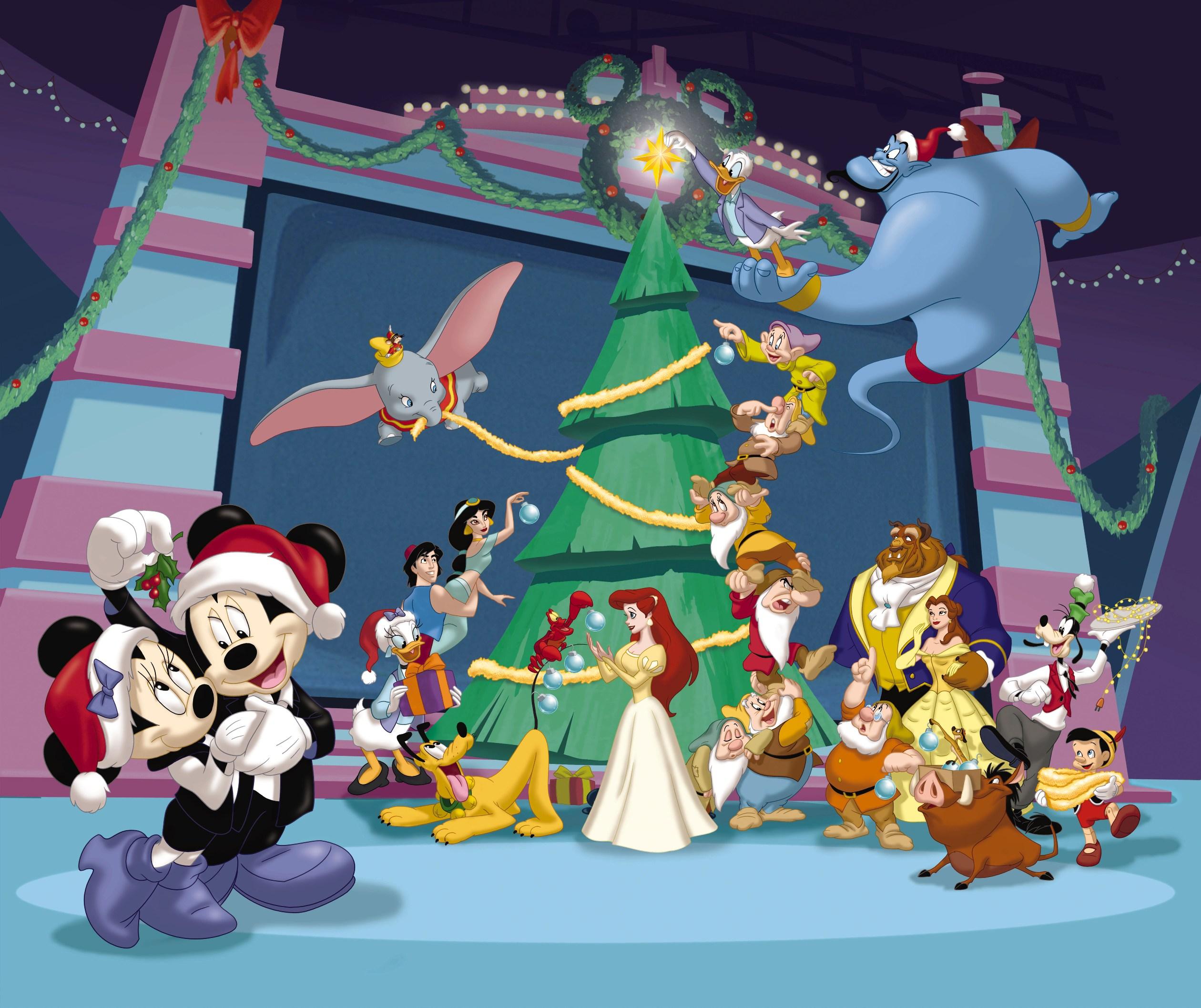 mickeys magical christmas 2 1024x859jpg - Mickey Magical Christmas