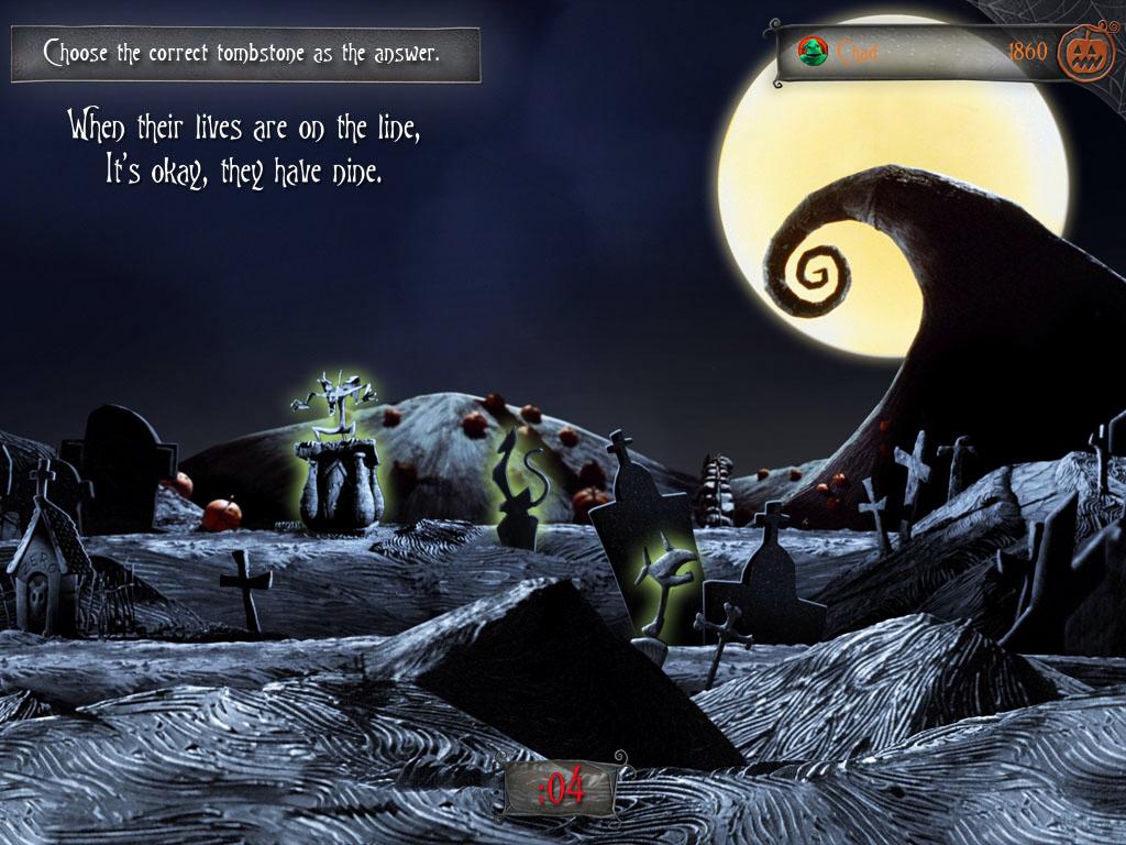 Image - Nightmare-Before-Christmas-Disney-Second-Screen-Live-iPad ...