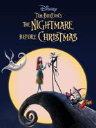 Nightmare before christmas 2018 poster