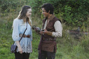 Once Upon a Time in Wonderland - 1x02 - Trust Me - Photography - Alice and Cyrus