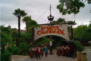 Pirates of the Caribbean Disneyland Paris