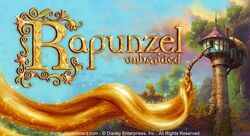 Rapunzel Unbraided logo