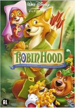 Robin Hood 2007 Dutch DVD