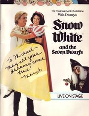Snow White and the Seven Dwarfs Live at Radio City Music Hall