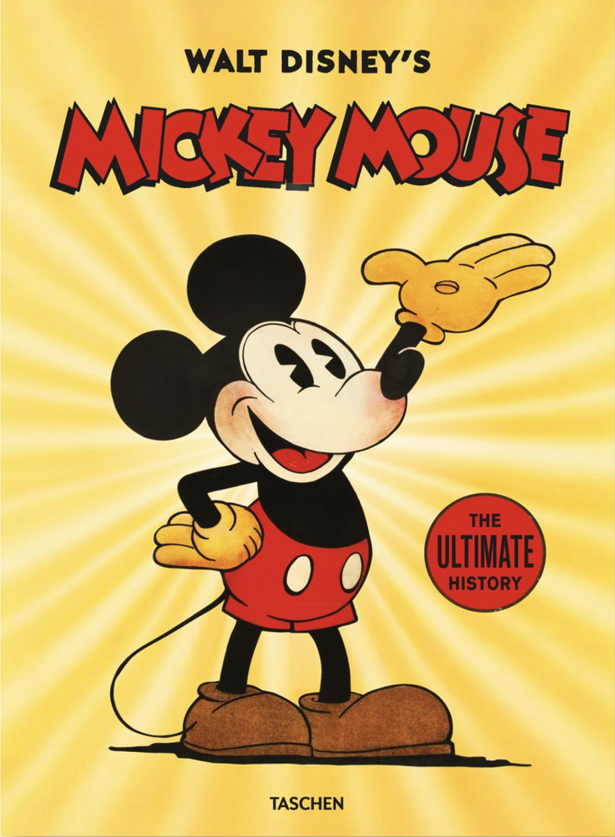 Walt Disney\'s Mickey Mouse: The Complete History | Disney Wiki ...