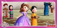 The Bamboo Kite banner Disney Junior