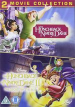 The Hunchback of Notre Dame 1-2 Box Set UK DVD