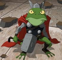 Thor rana