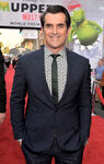 Ty Burrell Muppets Most Wanted premiere