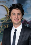 Zach Braff Oz G&P premiere