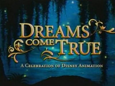 Dreams come true a celebration of disney animation disney wiki dreams come true a celebration of disney animation thecheapjerseys Choice Image