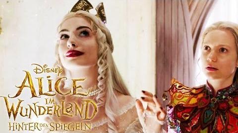ALICE IM WUNDERLAND Hinter den Spiegeln - Hypnotic - Ab 26. Mai im Kino Disney HD