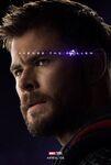 Avengers Endgame - Thor poster