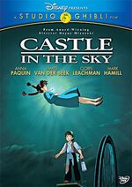 Castle in the Sky US DVD 2
