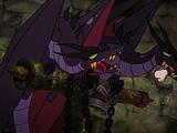 Los Dragones (The Black Cauldron)