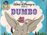Dumbo (Disney Read-Along)
