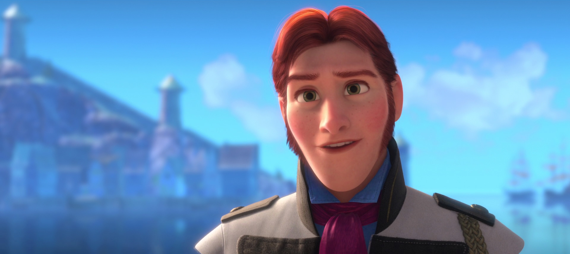 Hans-just-you