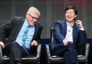 Ken Jeong Dave Foley TCA Summer 2015 Tour