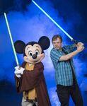 Mickey and Mark