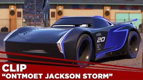 Ontmoet Jackson Storm