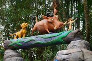 TLK Photo Op Animal Kingdom
