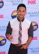 Tahj Mowry Teen Choice Awards