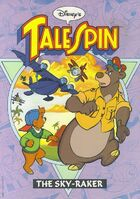 TaleSpin The Sky-Raker TPB