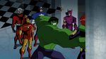 The Avengers AEMH