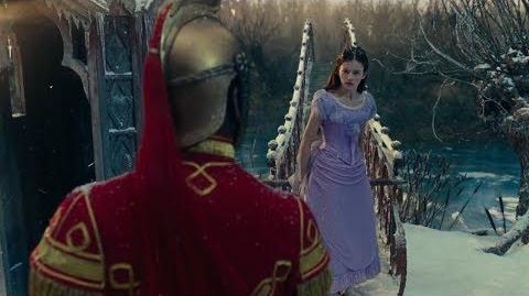 Щелкунчик и Четыре королевства - Как создавались декорации