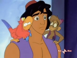 Aladdin Abu and Iago