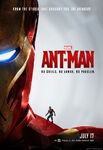 Ant-Man (Iron Man) Poster
