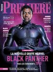 Black Panther Premiere Cover