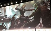 Captain Marvel vs. Skrulls