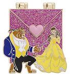 Disney Love Letters Pin -