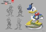 Donald Disney INFINITY concept
