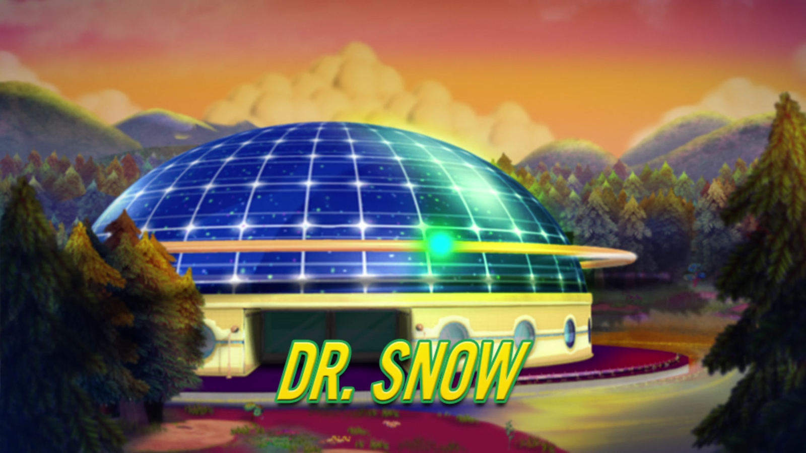 Special Agent Oso Dr Snow