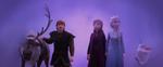 Frozen II - Sven, Kristoff, Anna, Elsa and Olaf