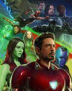 Infinity War Teaser Poster 1