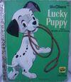 Lucky puppy little golden book